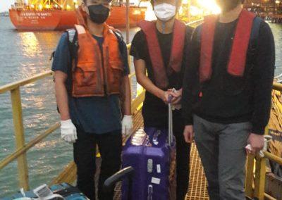 Equipe MV SEA Espirito santo